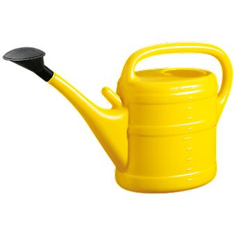 Watering Can 10 Litre Yellow