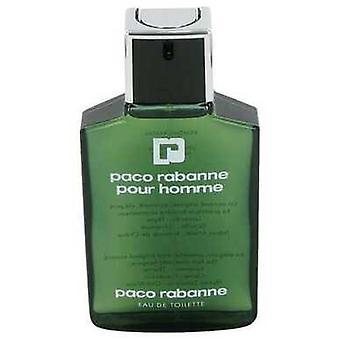 Paco Rabanne By Paco Rabanne Eau De Toilette Spray (tester) 3.4 Oz (men) V728-445931