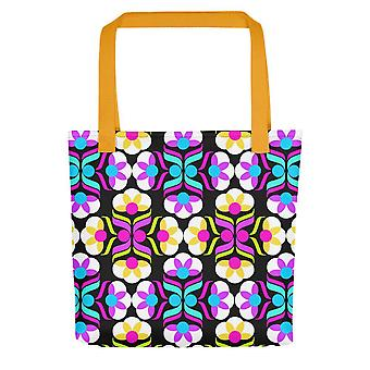 Fiesta Floral Tote Bag