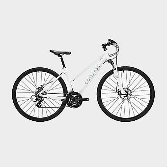 New Compass Women's Contour Bike White