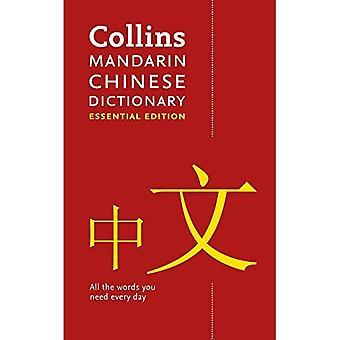 Collins Mandarin Dicionário Essencial Chinês