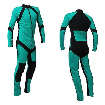 Freefly skydiving suit turquoise se-04