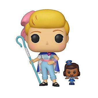 Toys Story 4 - Bo Peep W/ Officer Mc Dimples USA import