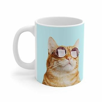 Cat Is Alway's Right-coffee Mug