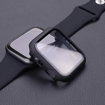 Apple iwatch-etui og hærdet glasskærmbeskytter til Apple Watch 44 mm 40 mm serie 5 4 3 2 1