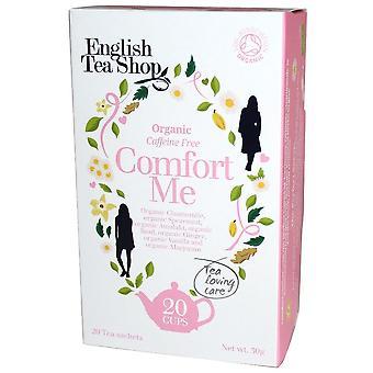 English Tea Organic Comfort Me Tea 30g (20s) x6