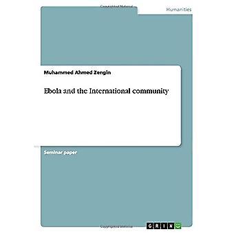 Ebola og det internationale samfund