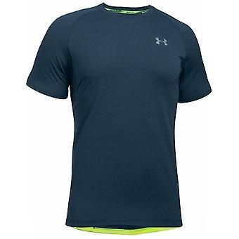 תחת שריון גברים תחבורה חולצת טריקו ריצה אימון כושר העליון 1289322 408
