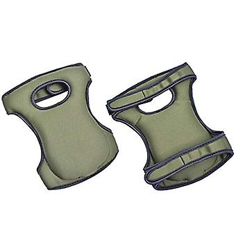 Adjustable Straps Knee Pads For Gardening Cleaning, Floors Work