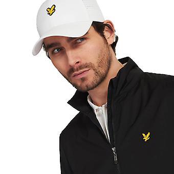 Lyle & Scott Mens Doral Golf Stretch Zip Short Sleeve Jacket