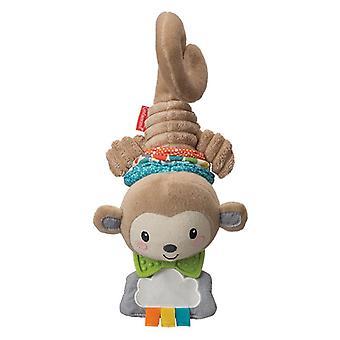 Infantino go gaga musical pull down- monkey
