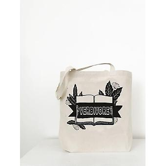Verbivore Heavy Duty Market Tote Bag