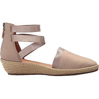 Gentle Souls Women's Shoes GS02276MB Leather Open Toe Casual Espadrille Sandals