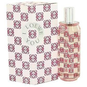 Jag Loewe dig genom Loewe Eau de Parfum Spray 3,4 oz (damer) V728-467360