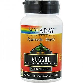 Solaray Guggul 500 mg 60 capsule