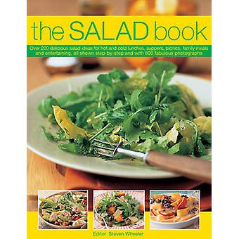 Salad Book by Steven Wheeler