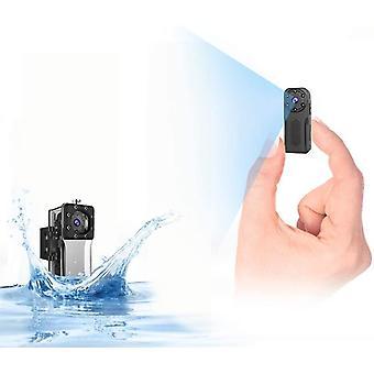 wasserdichte WLAN Mini Kamera,NIYPS Full HD 1080P Akku berwachungskamera, Mikro WiFi Nanny Cam mit
