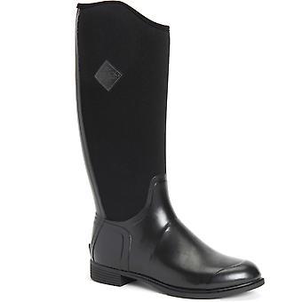 Muck boots unisex derby tall boot black 30983