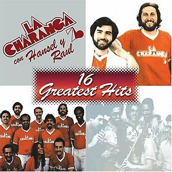 Charanga 76 Con Hans - 16 Greatest Hits CD] USA importerer