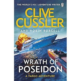 Ira de Poseidon por Clive CusslerRobin Burcell