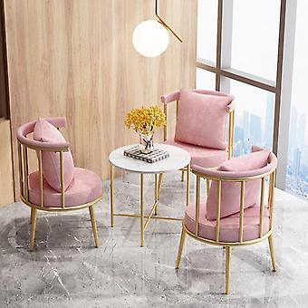 Modern Leisure Dining Makeup Dresser Chair