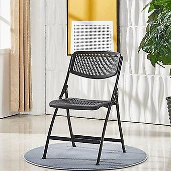 Office Furniture Pp+steel Folding Conference Chairs