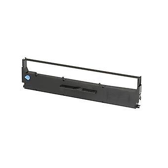 Epson Lx 350 9 Pin Narrow Black Fabric Ribbon Cartridge
