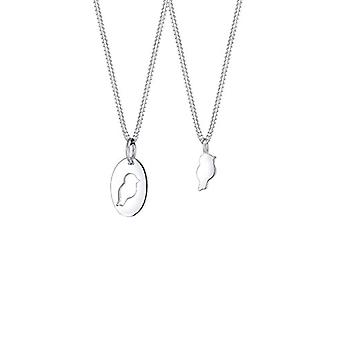 Elli Woman Silver 925 og Sølv, farve: Sølv, torsk. 0104542517_45