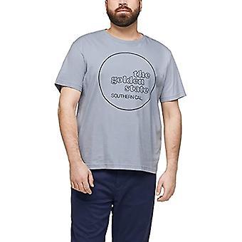 s.Oliver Big Size 131.10.103.12.130.2101072 T-Shirt, 5202, XXL Men