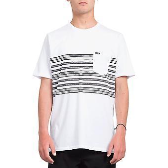 Volcom Treszy camiseta de manga corta en blanco