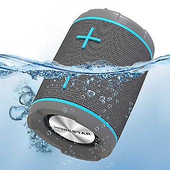 Hopestar P1 IPX7 Submersible Wireless Speaker Gray