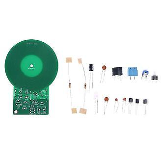 1set Metalldetektor Dc 3v-5v Diy montiert elektronische Kit