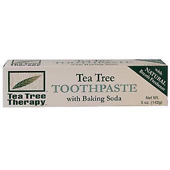 Teebaum-Therapie Teebaum Zahnpasta mit Backsoda