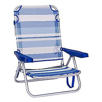 Beach Chair Juinsa Sailor Aluminium (61 x 47 x 80 cm)