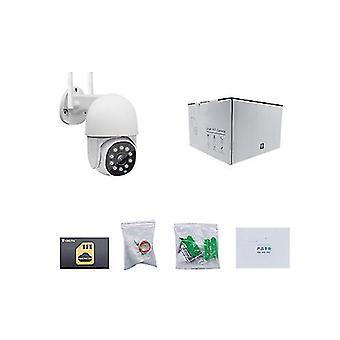1080P IP kamera Vezeték nélküli WIFI Kültéri CCTV HD Smart Home Security IR Cam