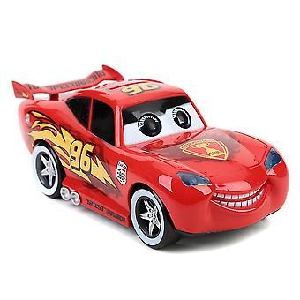 Автомобили Освещение Маккуин Piggy Bank Электрический музыкальный автомобиль История Деньги банка