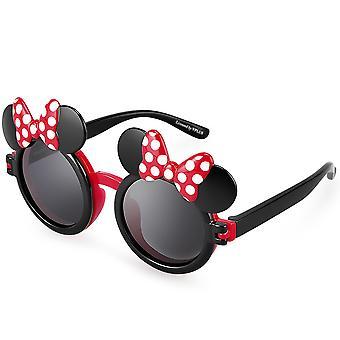 الفتيات المستقطبة النظارات الشمسية المضادة للأشعة فوق البنفسجية