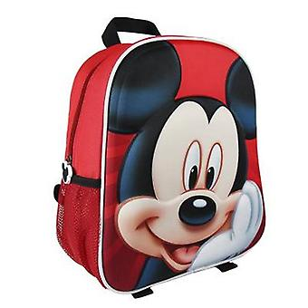 3D School Bag Mickey Mouse