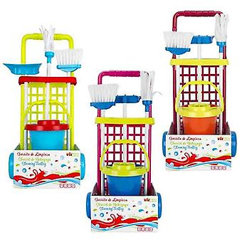Cleaning kit Trolley
