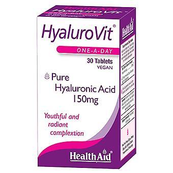 HealthAid HyaluroVit Tabletit 30 (803337)