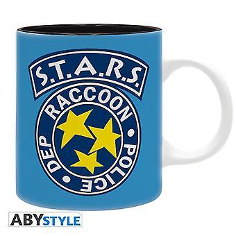 Resident Evil - Police Badge Mug