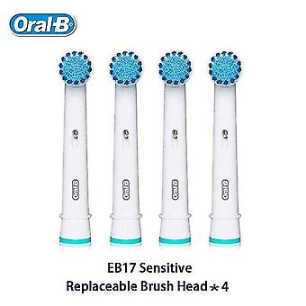 Oral B Electric Toothbrush Head Replaceable Brush Rotation Type(EB17)