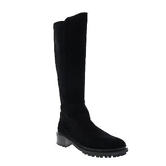 Aquatalia Adult Womens Omara Suede Stretch Suede Knee High Boots