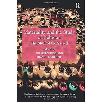 Materialität und das Studium der Religion