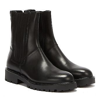 فاغابوند كينوفا عالية تشيلسي المرأة الأحذية السوداء