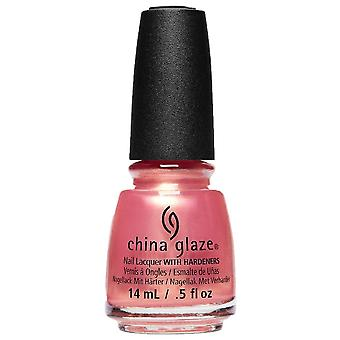 China Glaze Nail Lacquer - Moment In The Sunset