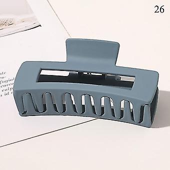 Nordisch inspiriertes Design umweltfreundliche Haarkrallenclips(26)