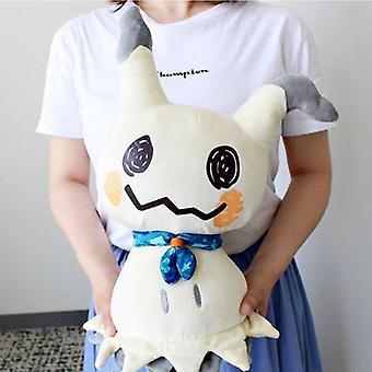 40cm  Christmas Eve Halloween  Stuffed Toy Plush Doll Kawaii Crooked Head Pikachu  Animals