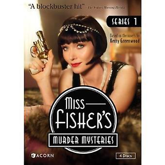 Miss Fisherin murhasta salaisuudet: Series 1 [DVD] USA tuonti