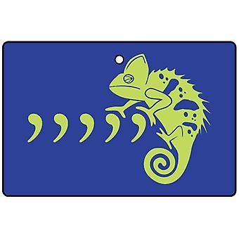 Comma Chameleon Car Air Freshener